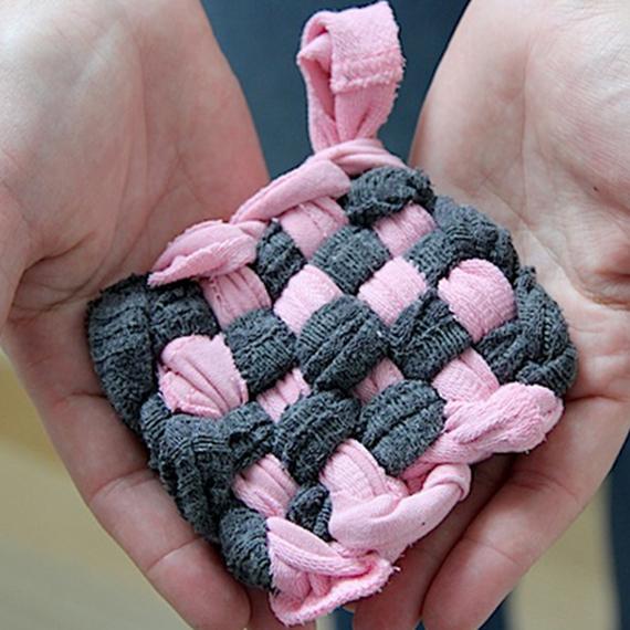 Eponges réutilisables et jouets pour animaux